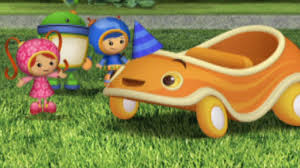 tiny train ride team umizoomi video clip s1 ep106