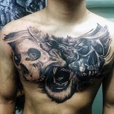 25 de idei unice despre male chest tattoos pe pinterest