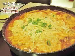 cuisiner pois cass駸 食記 台中 三清洞摩西年糕鍋不用到韓國就能吃到三清洞有名年糕鍋 妮