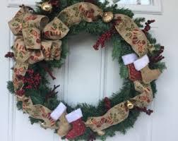 christmas wreath candy cane wreath christmas decoration