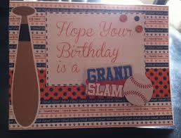 baseball birthday cards alanarasbach com