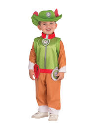 paw patrol tracker costume for toddlers
