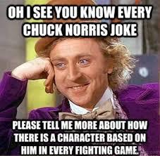 Chuck Norris Funny Meme - 100 funny selected chuck norris memes