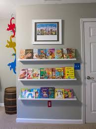book shelves for kids closet ideas