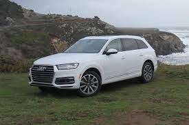 Audi Q7 Suv - 2017 audi q7 first drive the manual