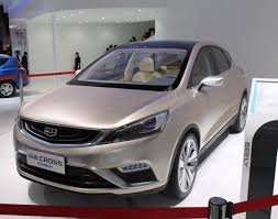 geely geely emgrand cross phev concept debuts