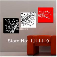 compare prices on modern abstract painters online shopping buy order 1 set abstract plant of floating branch hand painted oil painting on canvas by skillful painter apply to