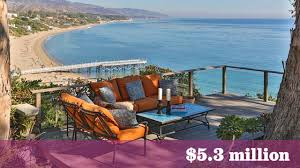 mobile home in malibu u0027s paradise cove sells for a record 5 3