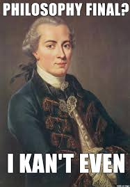 Philosophy Meme - i have my ethics exam tomorrow instead i made a meme meme on imgur