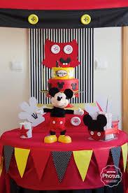 mickey mouse birthday party kara s party ideas mickey mouse birthday party via kara s party