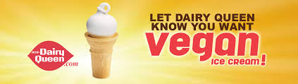 dairy queen thanksgiving how about a vegan option at the dq compassionate action for animals