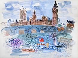 raoul dufy londres 1930 winter exhibition chagall dufy le