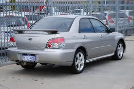 subaru awd impreza 2006 subaru impreza 2 0r awd sedan u2014 western australia u2013 autoscene