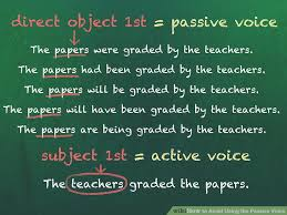 verb pattern prevent how to avoid using the passive voice 8 steps with pictures