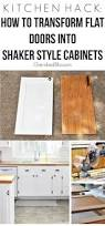 replace kitchen cabinet doors so when does it make sense to