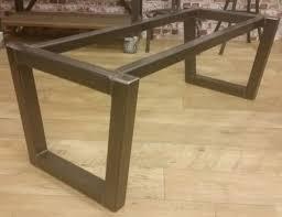 The  Best Steel Table Ideas On Pinterest Steel Table Legs - Dining table leg designs