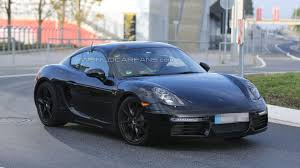 porsche boxster 2016 black porsche announces four cylinder turbo engine coming to boxster and