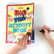 giveaway win the big book of why activity book batch of books