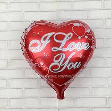 valentines day balloons wholesale xxpwj children s toys aluminum balloons birthday party decoration