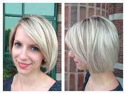 bolnde highlights and lowlights on bob haircut blonde highlights lowlights and layered bob haircut hair by
