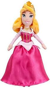 disney princess sleeping beauty aurora 20 plush doll toywiz