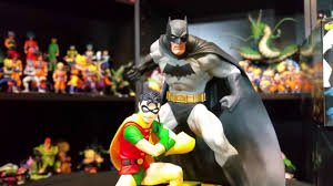 batman robin kotobukiya artfx pack