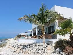 sunset beach house bonaire oceanfront luxury beach house with