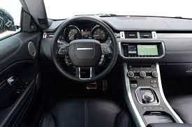 range rover coupe interior new range rover evoque convertible 2016 review pictures range
