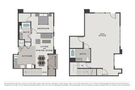 Stoneridge Creek Pleasanton Floor Plans The Galloway Pleasanton Ca Apartment Finder