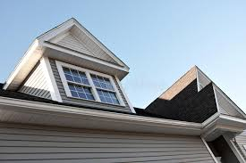 House Dormers Photos New House Peaks And Dormers Stock Image Image 22537049
