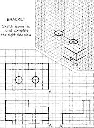 an isometric sketch problem figure 2 of 5