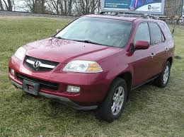 2005 acura mdx awd touring 4dr suv w entertainment system in