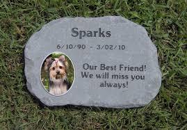 pet memorial pet memorial stepping stones personalized pet memorial garden