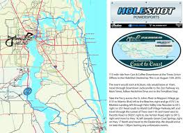 Jacksonville Fl Map Aug 13 2016 Three U0027s Da Life Launch Party Ride For