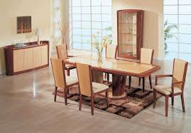 Italian Lacquer Dining Room Furniture Choosing Between Real Wood And Trends Charming Italian Lacquer