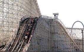 Goliath Six Flags Magic Mountain The Physics Of Roller Coasters Travel Leisure