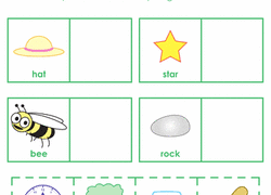 kindergarten phonics worksheets u0026 free printables education com