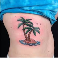 31 best superb palm tree tattoo designs and meaning images on
