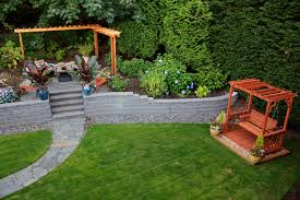 Retaining Wall Ideas For Gardens Retaining Wall Design Ideas Myfavoriteheadache