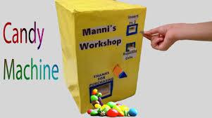 handmade items guides u2013 how to make a candy machine easy way
