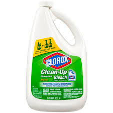 clorox clean up all purpose cleaner with bleach refill bottle