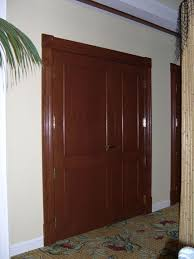 Sound Dening Interior Doors High Performance Soundproof Doors For Home Studio And Commercial