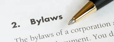 basics of nonprofit bylaws