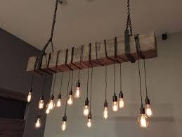 barn pendant light fixtures alluring buy a custom made reclaimed barn beam chandelier light