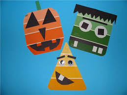elementary class halloween art projects that are easy and economical