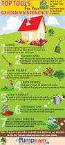 Types Of Garden Rakes - top tools for your garden maintenance visual ly