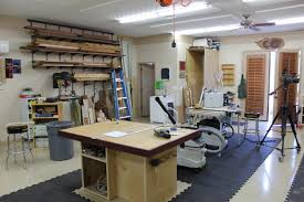 How Many Square Feet Is A 3 Car Garage by 12 Shop Layout Tips The Wood Whisperer