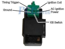 lifan engine 5 pin cdi