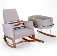 Comfortable Rockers Monte Design Brings Modern Luxury To You And Your Baby With The