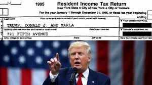 resident trump does donald trump pay taxes records given to nyt show how he may